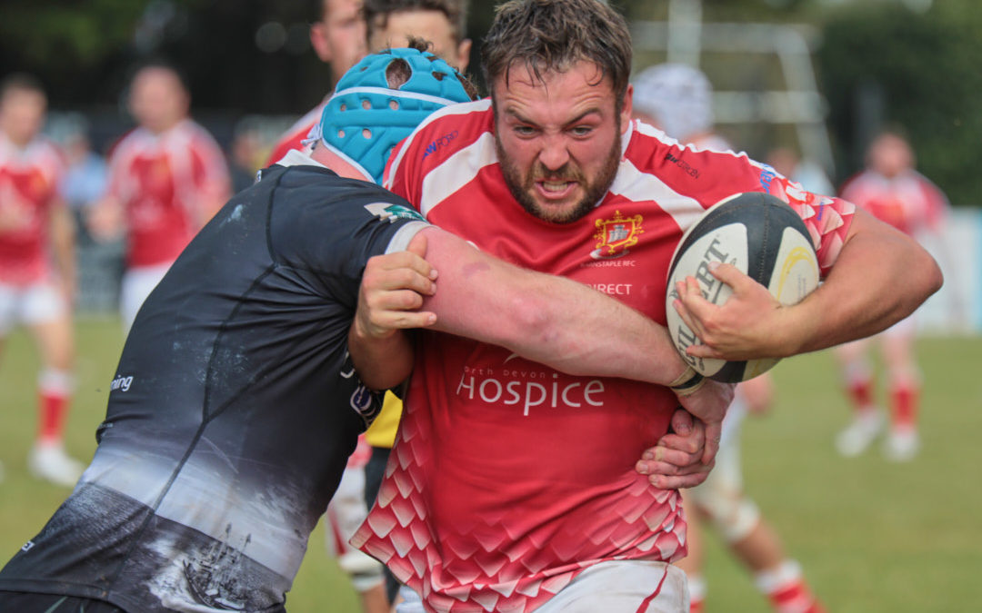 Chiefs v Brixham Match Report