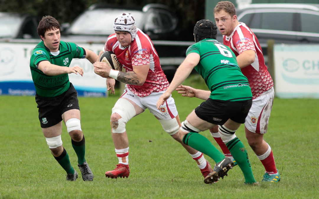 Chiefs v Ivybridge match report