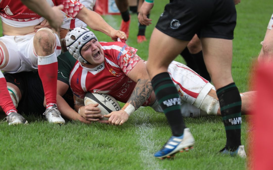 Camborne v Barnstaple Chiefs Match Report