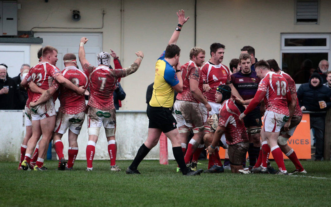 Barnstaple Chiefs v Maidenhead Team News