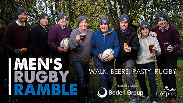 North Devon Hospice Men's Rugby Ramble