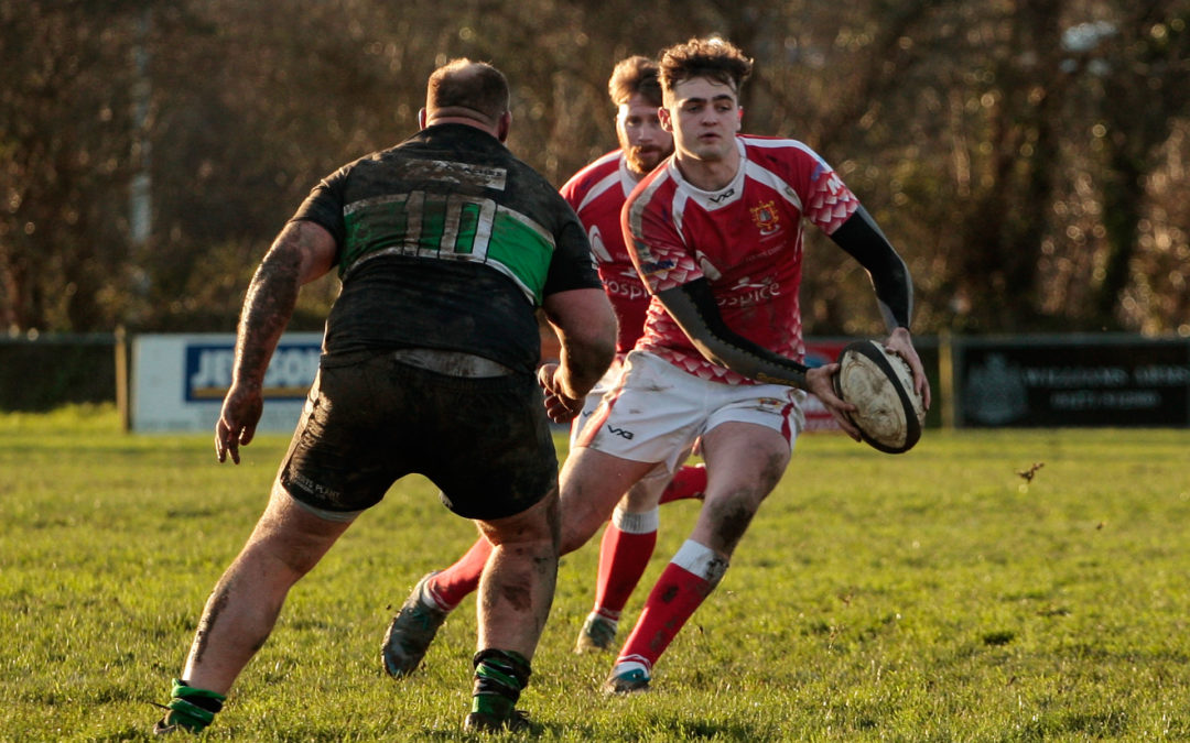 Exeter UNI v Barnstaple Chiefs Match Report