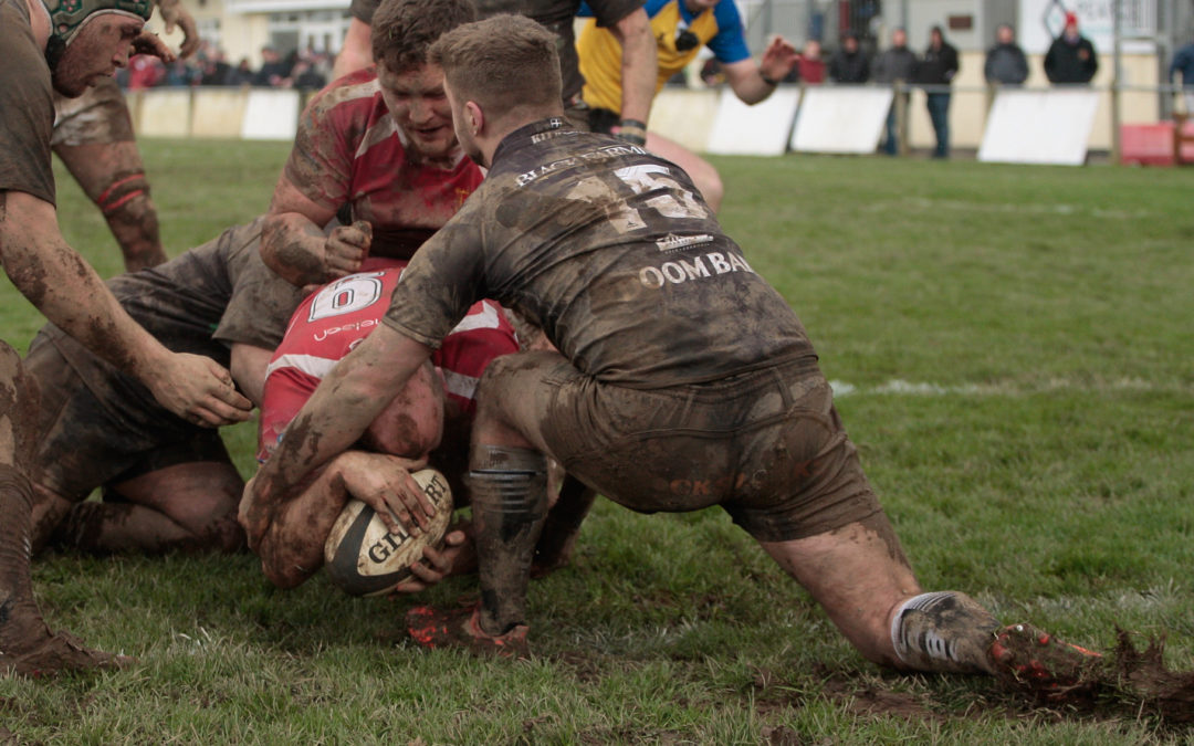 Barnstaple Chiefs v Launceston Match Report