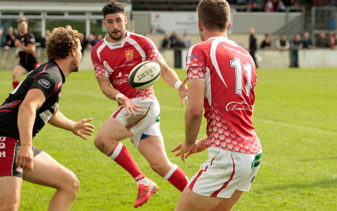 Chiefs v Camborne Match Report