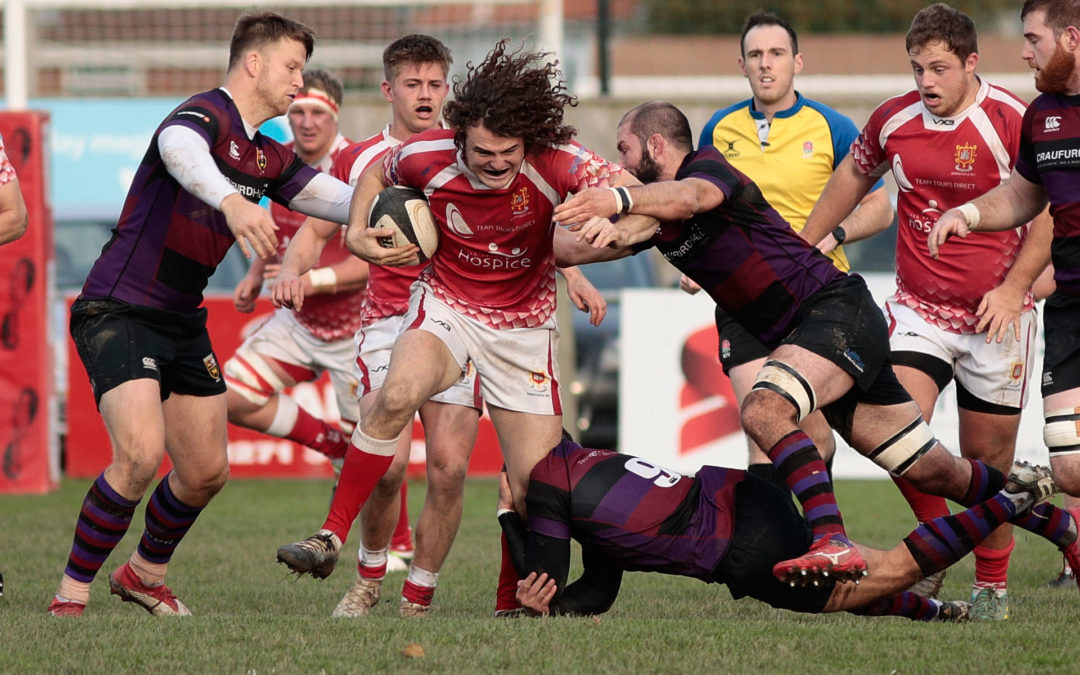 Barnstaple Chiefs v Maidenhead Match Report