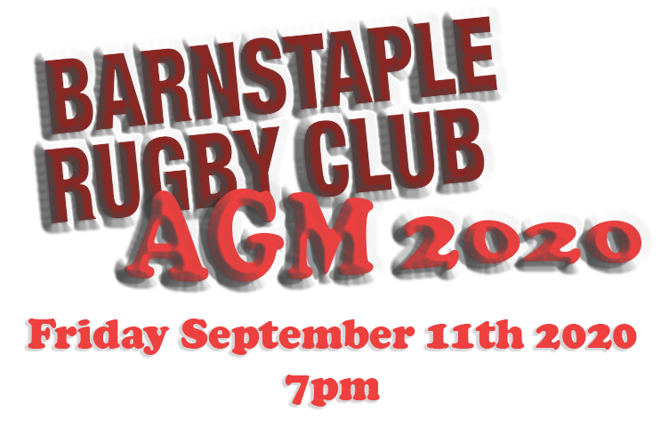 Barnstaple Rugby AGM