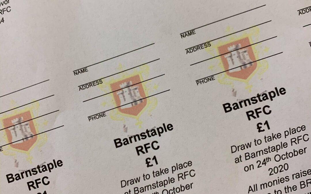 BARNSTAPLE RFC RAFFLE