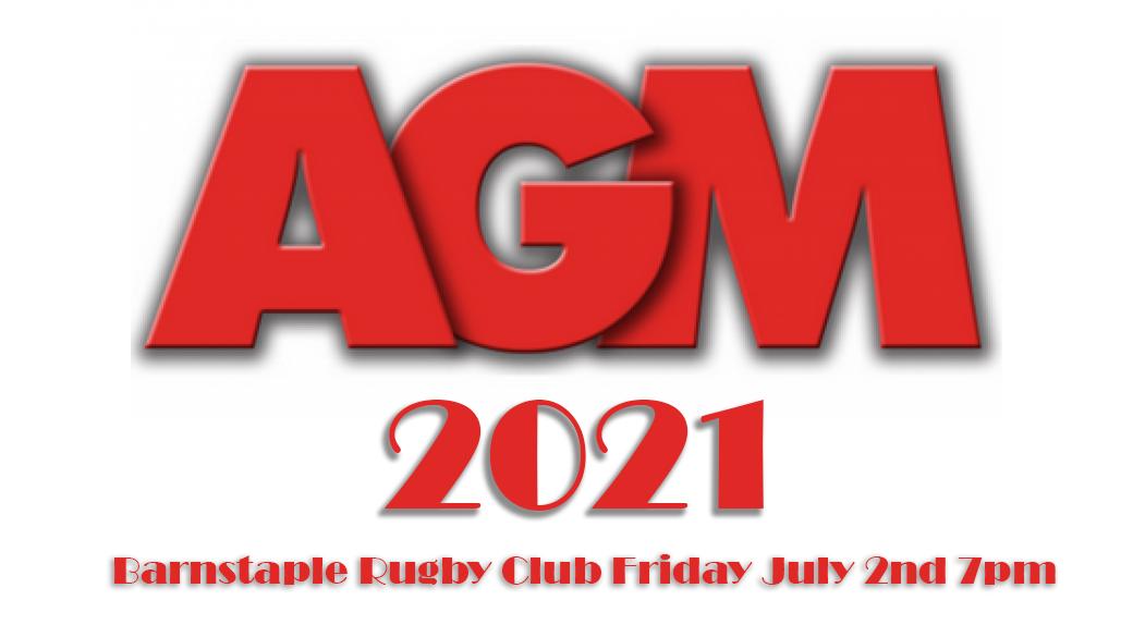 Barnstaple Rugby AGM 2021