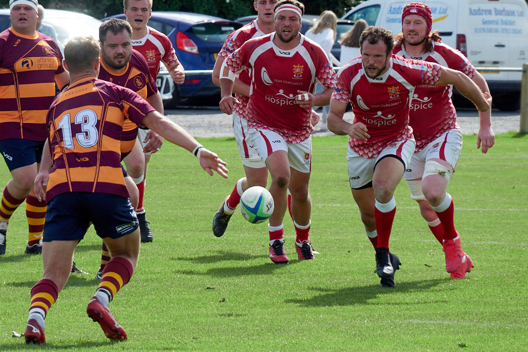 Worthing V Barnstaple Match Report